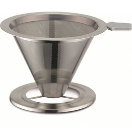 Weis Weis 18950 Edelstahl Kaffee Tee Dauerfilter Kaffeedauerfilter Filter
