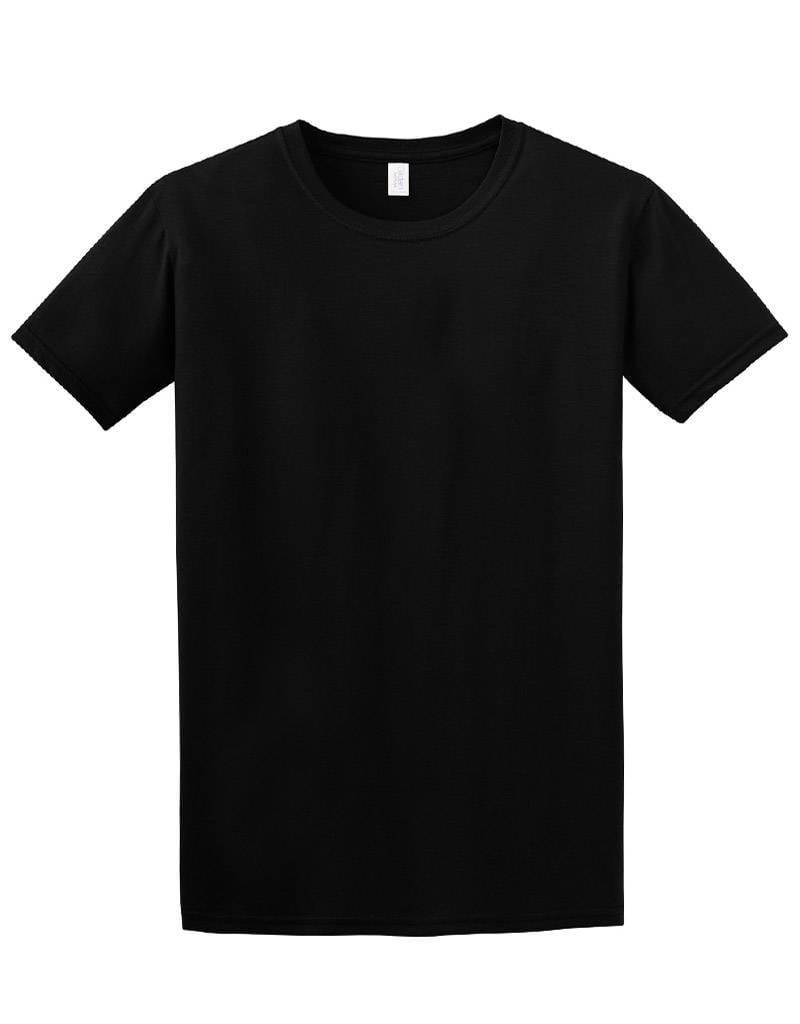 Basics T-Shirt schwarz - Gildan