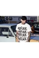 Abfukk Abfukk, Nazis aufs Maul - T-Shirt