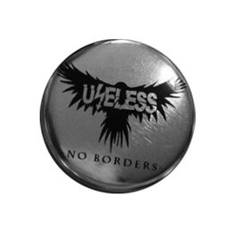 Useless Useless - No Borders - Button