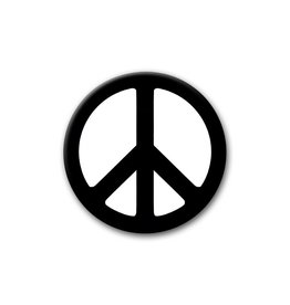 Peace - Button