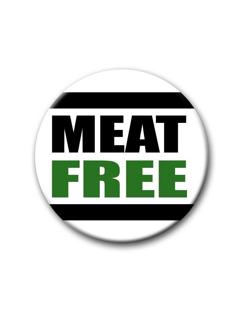 meat free - Button