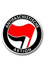 Antifa - Button
