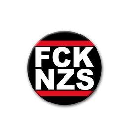 FCK NZS - Button