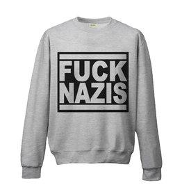 Useless Fuck Nazis, invert - Sweatshirt