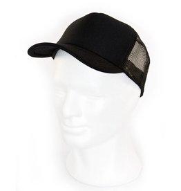 Basics Mesh Cap, schwarz