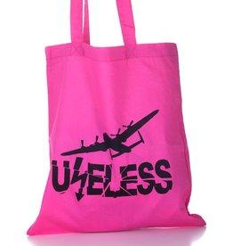 Useless Useless Bomber - Tasche pink