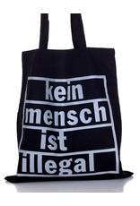 Useless Kein Mensch ist illegal - Tasche