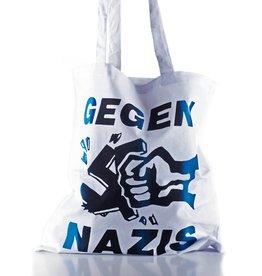 Useless Gegen Nazis - 2-farb - Tasche