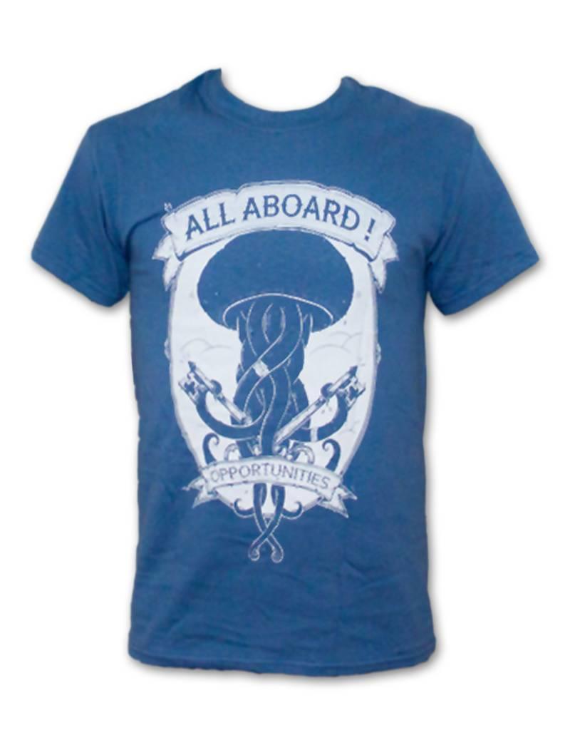 All Aboard, Opportunities - T-Shirt