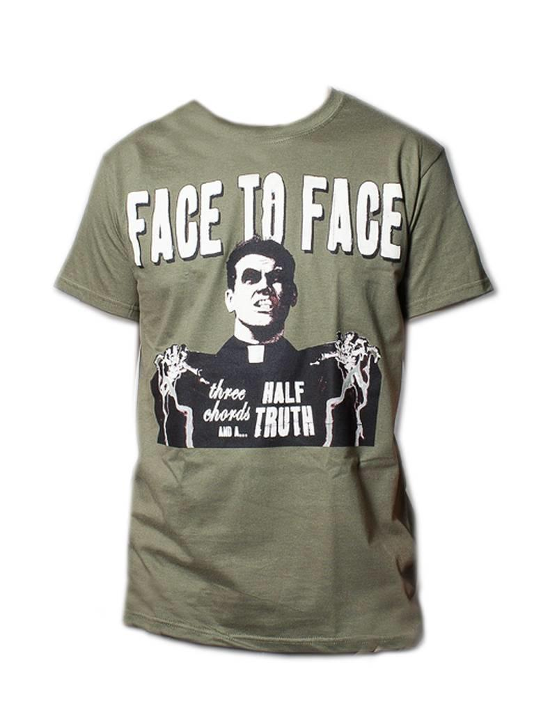 Face to Face, half truth - T-Shirt