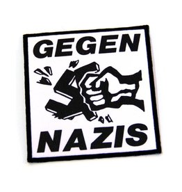 Gegen Nazis - Patch