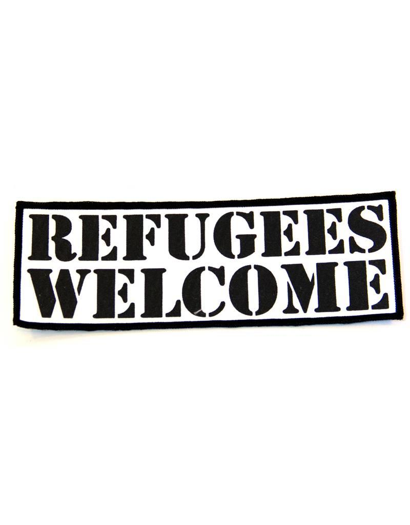 Refugees Welcome - Patch