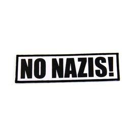 No Nazis - Patch