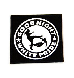 Good night white pride - Patch