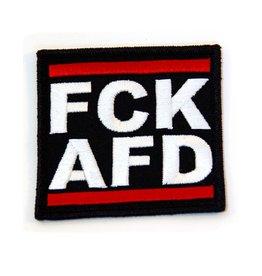 FCK AFD Patch gestickt