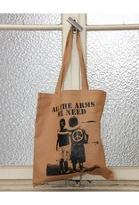 Useless All the arms we need - Tasche caramel