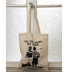 Useless All the arms we need - Tasche natural