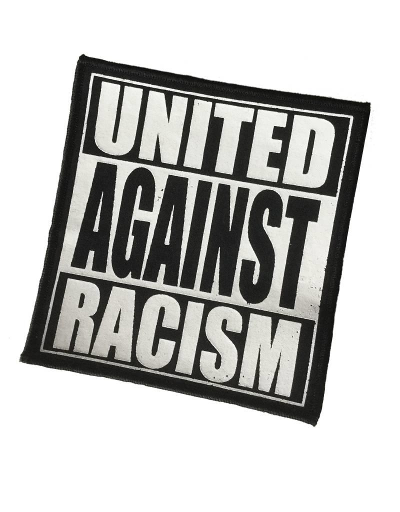 United against Racism - Patch