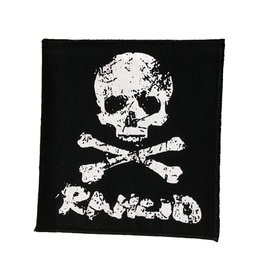 Rancid - Skull - Patch