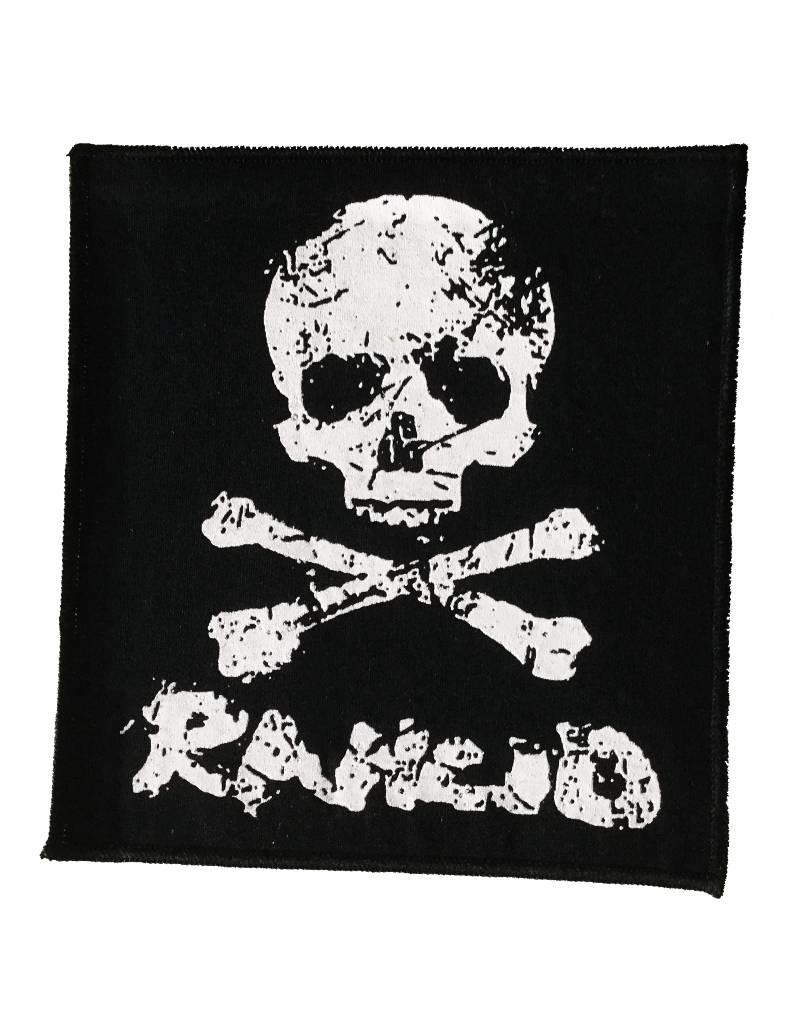 Rancid - Skull - Patch