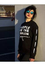 Useless People are the problem - Longsleeve