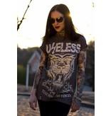 Useless Tear down the fences - grau - T-Shirt