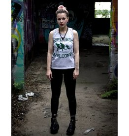 Useless Refugees Welcome Tanktop