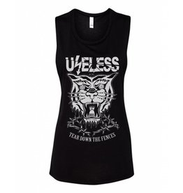 Useless Tear down the fences - Girls Tank