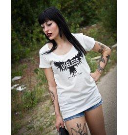 Useless No Borders - Girlie Shirt , natural