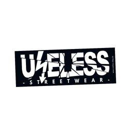 Useless Streetwear - PVC Sticker