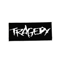 Tragedy - Logo Patch