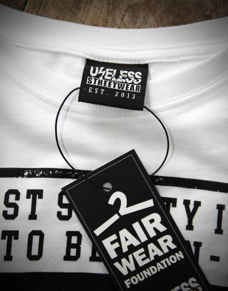 Useless Be Anti-Racist - Unisex T-Shirt