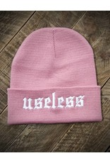 Useless Beanie Endzeit, rosa