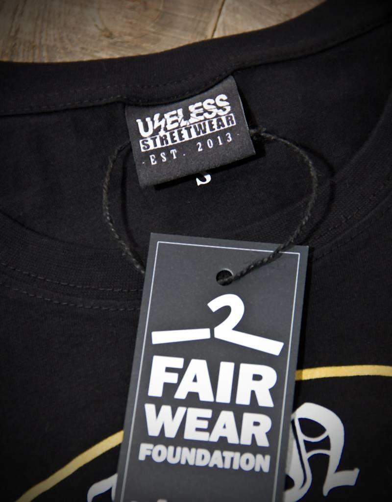 Useless Stagnation  is death - Unisex T-Shirt
