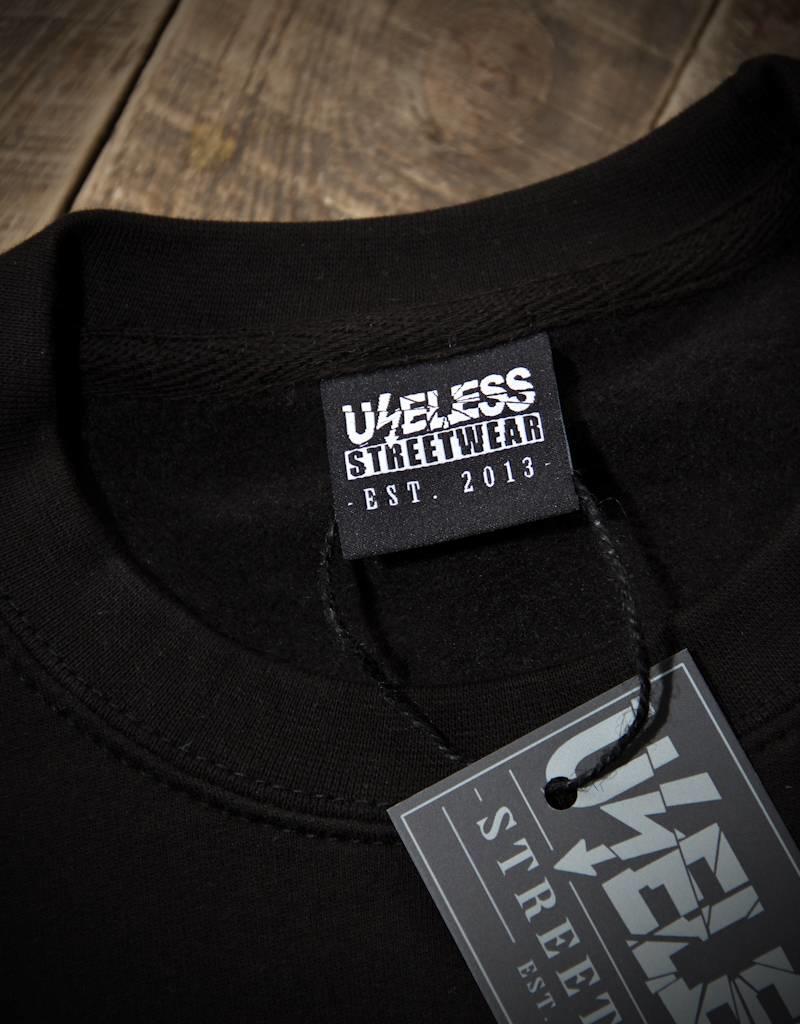 Useless Stagnation Is Death - Unisex Sweatshirt