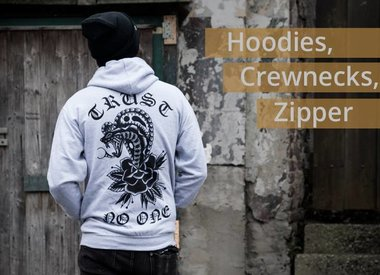 Sweatshirts / Jacken