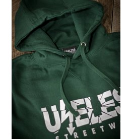 Useless Useless Streetwear Hoodie, grün