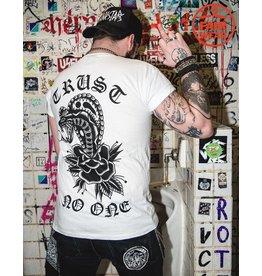 Useless Trust no one - Unisex T-Shirt - Fair Wear