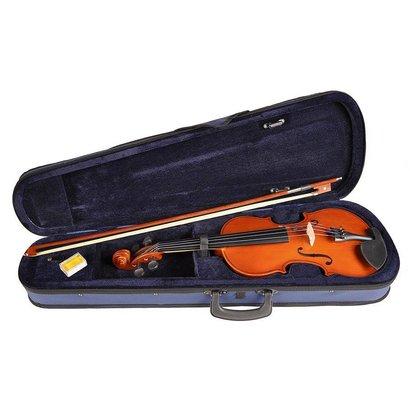Leonardo Viool 3/4 + koffer en strijkstok