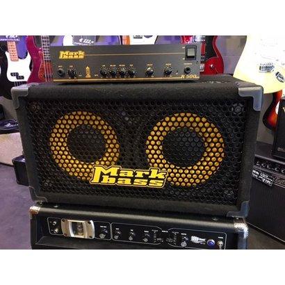 MarkBass MarkBass basset R-500 amp + TRV102P box