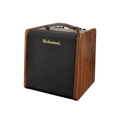 Richwood RAC-50 | Richwood akoestische gitaarversterker