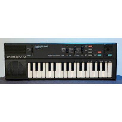 Casio Casio SK-10 Sampling keyboard