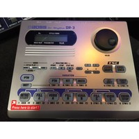Boss Boss DR-3 Dr. Rhythm Drum Machine