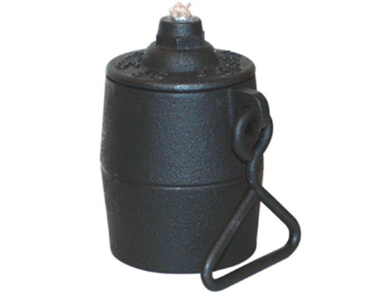 Westbo gietijzeren olielamp, bestel 2 of meer stuks met 10% korting.