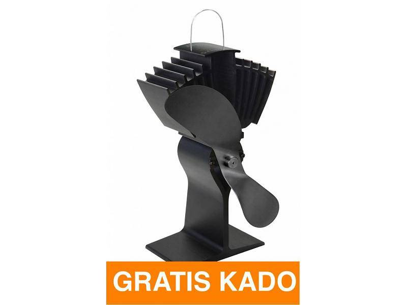 Ecofan kachelventilator: de goedkoopste én de beste!