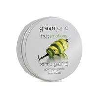 Fruit Emotions, scrub granité , lime-vanilla, 200 ml