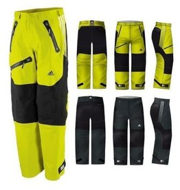 Adidas Gore-Tex Waist Trousers Woman Black or Lime