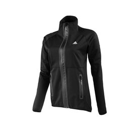 Adidas ASE 3L Softshell Jacket Woman Black or White
