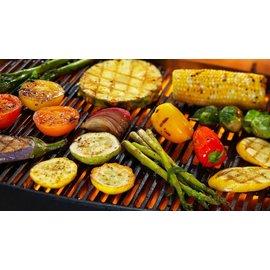 Barbecue 'Vegetarisch'
